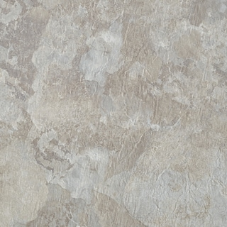 Majestic Light Gray Slate 18x18 Self Adhesive Vinyl Floor Tile - 10 Tiles/22.50 sq Ft.