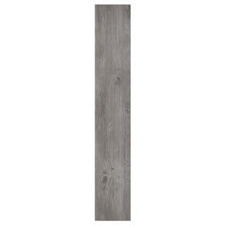 Achim 10-Piece Walnut Wood 6 x 36 Self Adhesive Vinyl Floor Plank - 10 Planks/15 sq Ft.