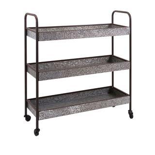 Homestead Galvanized Shelf