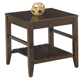 Jupiter Key Rectangular End Table