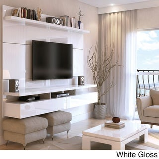 White Entertainment Centers Amp Tv Consoles Shop The Best