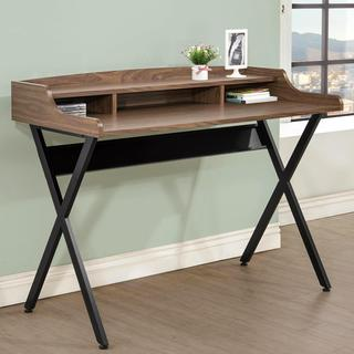 Mid CenturyTransitional Home Office Writing Desk