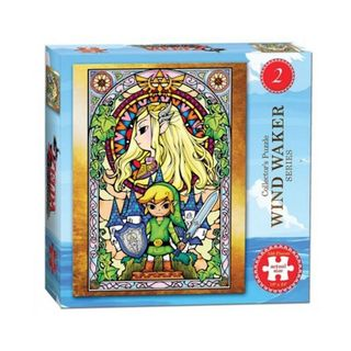 USAopoly Nintendo The Legend of Zelda Wind Waker #2 Collector's Puzzle
