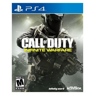 Call of Duty Infinite Warfare Legacy Edition-For PS4