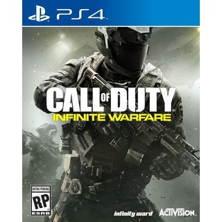 Call of Duty Infinite Warfare-For PS4