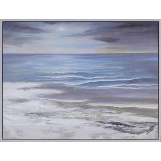 Hobbitholeco. 'See Breeze' 31.75 x 41.75-inch Framed Art