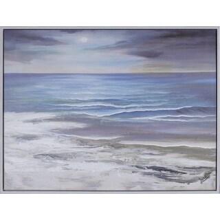 Hobbitholeco. 'See Breeze' 31.75 x 41.75-inch Framed Art