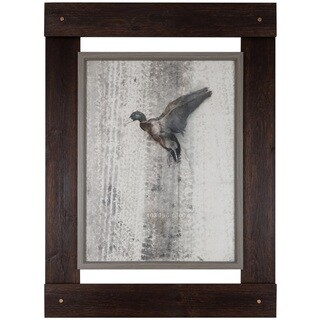 Hobbitholeco. Daniel St. Amant's 'Fly High' 33.25 x 46 Framed Wall Art