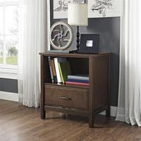 Avenue Greene Ivy Mocha Nightstand
