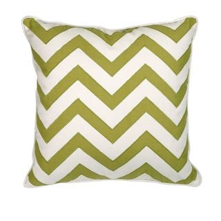 Essentials Green Apple Throw Pillow