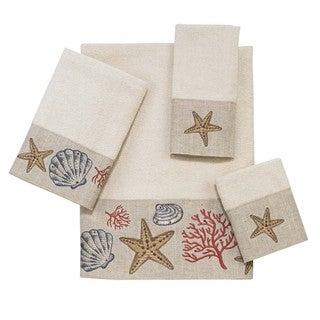 Sea Treasure 4-piece Towel Set