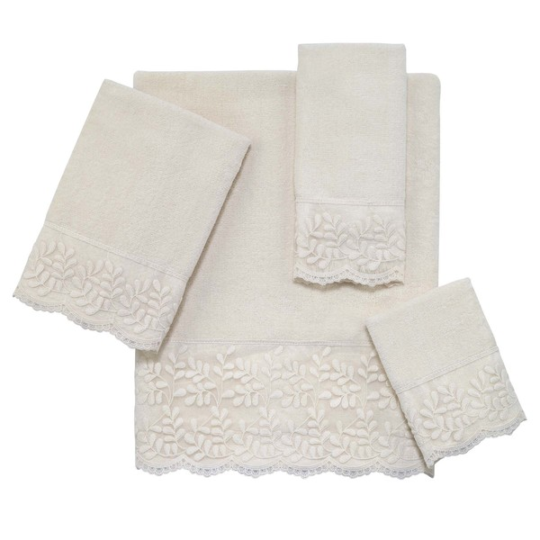 Carly 4-piece Towel Set