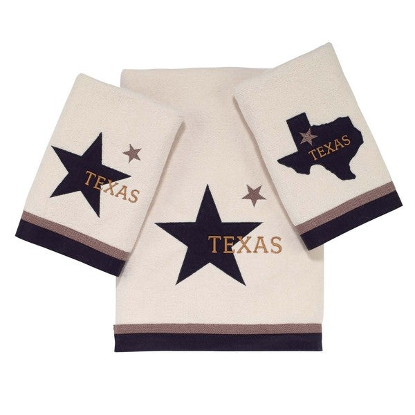 Lone Star 3-piece Towel Set