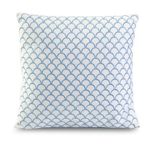 Suryan Embroidered Accent Throw Pillow