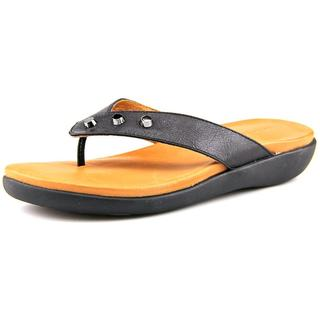 Gentle Souls Women's Gilford Leather Sandals
