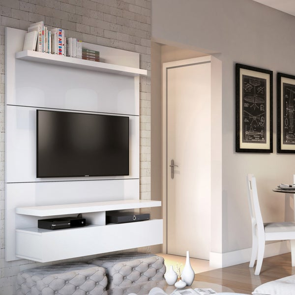 Manhattan Comfort City 1.2 Floating Wall Theater Entertainment Center. Opens flyout.