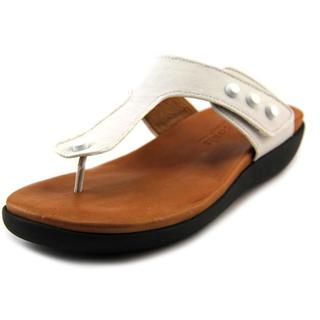 Gentle Souls Women's 'Galaxy' Leather Sandals