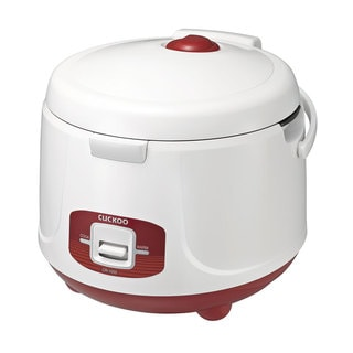 Link to Cuckoo CR-1055 10 Cups Electric Heating Rice Cooker Similar Items in Kitchen Appliances