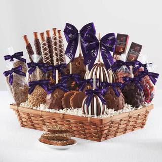 Classic Chocolate Indulgence Basket