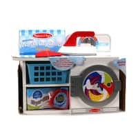 Melissa & Doug Let's Play House! Wash, Dry & Iron - Multi