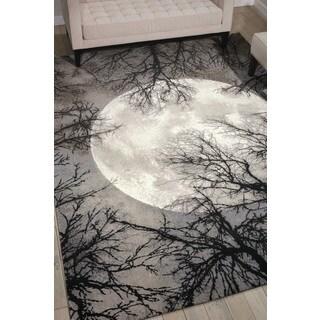 Nourison Twilight Moon Rug (8'6 x 11'6)