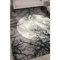 Nourison Twilight Moon Rug - 8'6 x 11'6