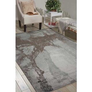 Nourison Twilight Sea Mist Rug (7'9 x 9'9)
