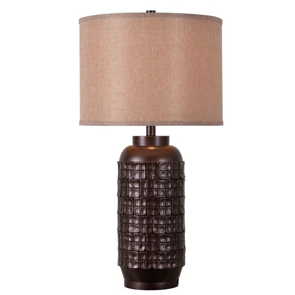 Design Craft Hook 28-inch Table Lamp