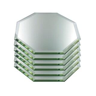 Decorative Octagon Beveled Mirrors