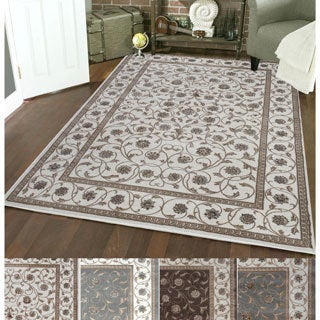Admire Home Living Plaza Vines Area Rug (3'3 x 4'11)