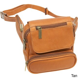 LeDonne Leather Traveler Leather Waist Bag