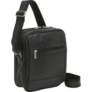 LeDonne Men's Leather Day Bag