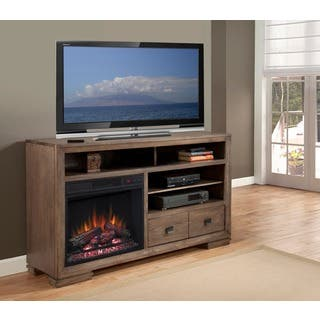 "Mulholland 60"" Console/Fireplace