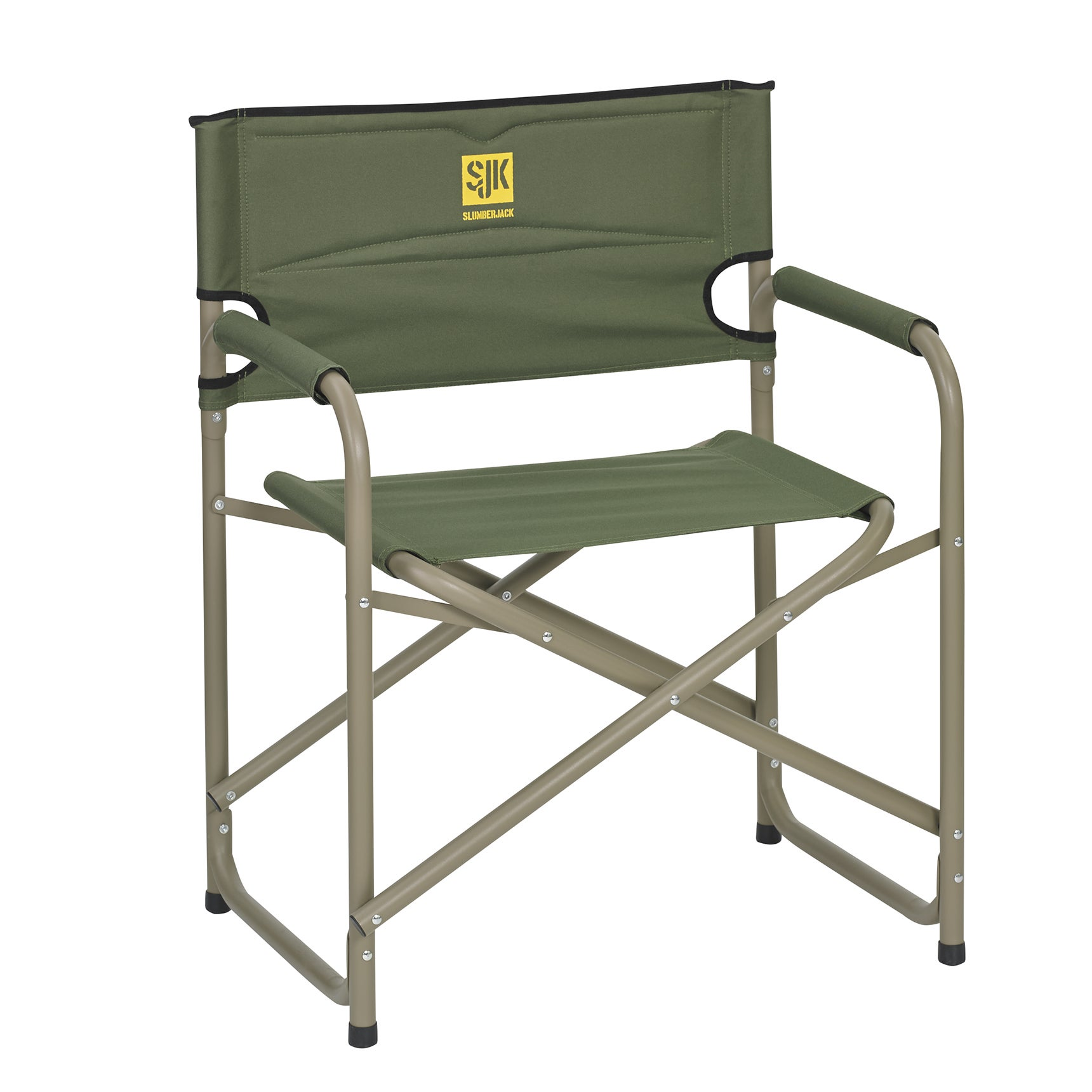 Slumberjack Big Steel Chair, Green