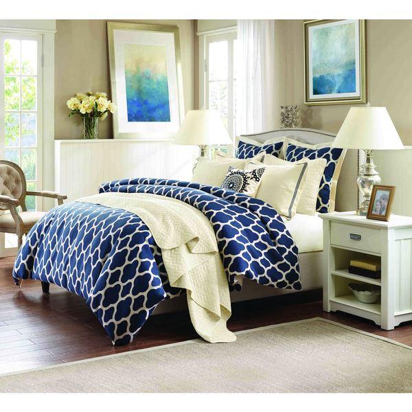 Hampton Hill Strathmore 7-piece Comforter Set