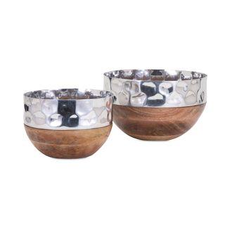 Trisha Yearwood Persimmon Serving Bowls