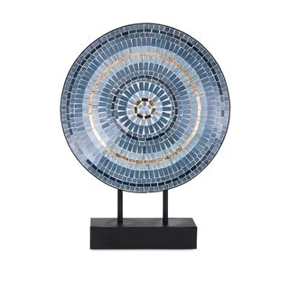 Trisha Yearwood Mosaic Charger on Stand