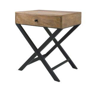 Trisha Yearwood X-Leg Side Table
