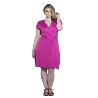 Sealed with a Kiss Women's Plus Size Kristen Dress