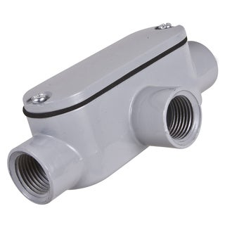 """Raco RLT075 3/4"""" Threaded T Assembly Conduit Fitting"""