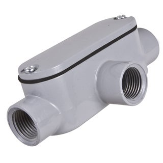 """Raco RLT050 1/2"""" Threaded T Assembly Conduit Fitting"""