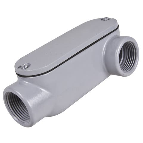 """Raco RLL075 3/4"""" Threaded LL Assembly Conduit Fitting"""