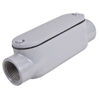 """Raco RLC050 1/2"""" Threaded C Assembly Conduit Fitting"""