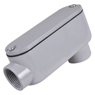 "Raco RLB100 1"" Threaded LB Assembly Conduit Fitting"