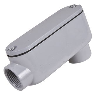 """Raco RLB075 3/4"""" Threaded LB Assembly Conduit Fitting"""