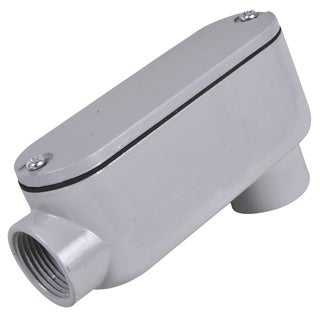 """Raco RLB050 1/2"""" Threaded LB Assembly Conduit Fitting"""