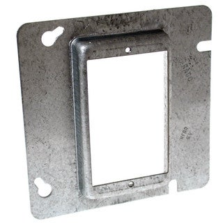 "Raco 8837 4-11/16"" Single Device Square Mud Ring"