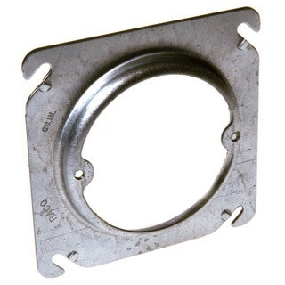 "Raco 759 4"" Square Box Fixture Cover"