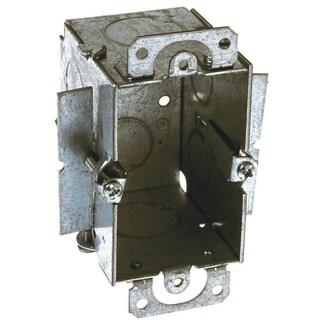"Raco 509 3"" X 2"" Switch Box 2-1/2"" Deep"