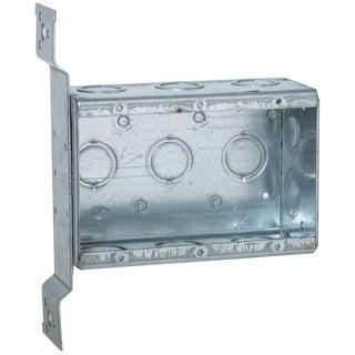 Raco 00686 3 Gang Multi Device Switch Box